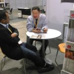Minyu Machinery Corp at CONSTECH Thailand in 2015