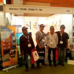 Minyu Machinery Corp at IIICE 2016 Indonesia