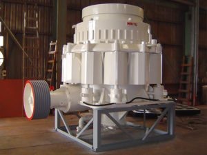 Minyu MCC 40inch Cone Crusher in Warehouse