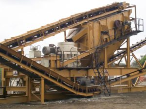 Minyu MCC1000 Cone Crusher in Colombia
