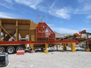 Minyu MS4230 Jaw Crusher in Jalisco, Mexico