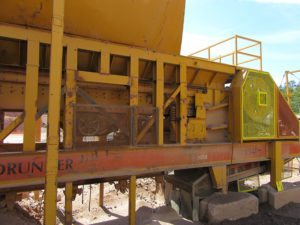 MS5432 Jaw Crusher on Primary Crushing Plant, Colorado