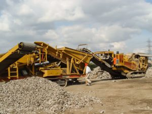 Minyu MIC102115 Track Mounted Crusher, Washington, USA