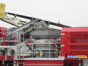 Minyu MSP300 Cone Crusher in Missouri, USA
