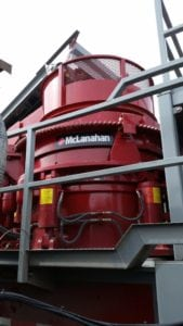 McLanahan SP300 cone crusher